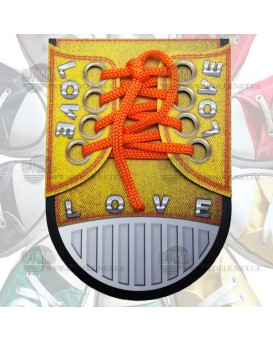 БЛОКНОТ-КЕДЫ SHOESNOTES «LOVE»